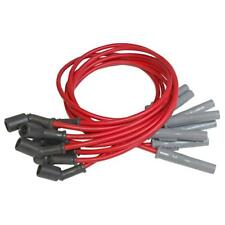 MSD Spark Plug Wire Set 32829; Super Conductor 8.5mm Red for Chevy LS Trucks