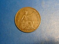 Great Britain Penny KM# 826 1927 A926 I COMBINE SHIPPING
