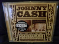 Johnny Cash – Nashville Sessions Vol. 1: Johnny Cash Is Coming To Town & Water