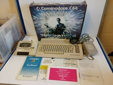 Commodore 64 | Terminator 2 Box | TESTED - WORKING with Accessories