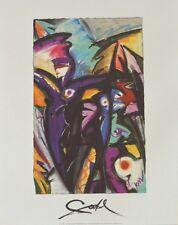 Alfred Gockel EA 90 Poster Bild Kunstdruck 30x24cm - Kostenloser Versand