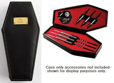 DARTS CASE-COFFIN DESIGN-WHEN YOU WANT SOMETHING UNUSUAL!