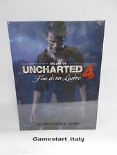 THE ART OF UNCHARTED 4 ARTBOOK - NUOVO NEW