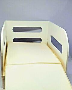 Label Holder Kit for 6x4 Fan-Fold labels - Compact design