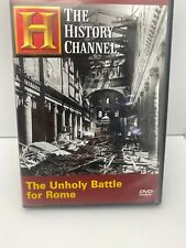 Unholy Battle for Rome DVD