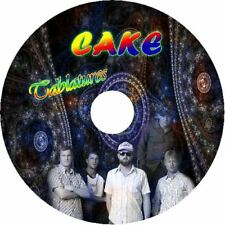CAKE BASS & GUITAR TAB CD TABLATURE GREATEST HIT BEST OF ROCK AUDIO MUSIC SONG
