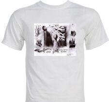 Nikola Tesla Company Original Letterhead Famous Scientist T-shirt