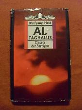 """Buch/Roman von WOLFGANG HELD / """" AL-TAGHALUB - Gesetz der Bärtigen """""""