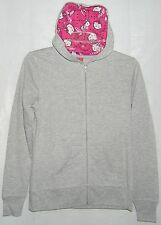 Hello Kitty Hoodie Sweatshirt Zip NICE GIFT FREE USA SHIPPING SMALL