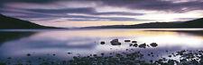 Scottish Highlands by David Noton Art Print Scenic Lake Photo Poster 18x39