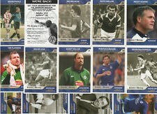 JSCARDS LEICESTER MERCURY - LEICESTER CITY FULL SET FOOTBALLERS WERE BACK