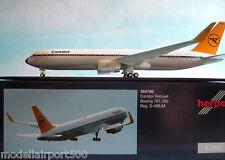 Herpa Wings 1:200  Boeing  767 - 300   Condor Retrojet  555760