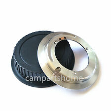 Register Rollei QBM Lens to Canon EOS 550D 500D 650D 600D 7D 5D 60D Adapter CAP
