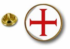 pins pin badge pin's metal drapeau templier knights templar croix de malte r3