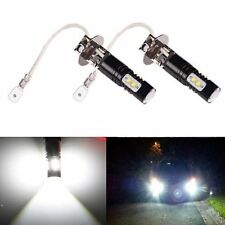 JDM ASTAR 50W H3 CREE Extreme Bright Xenon White LED DRL Driving Fog Light Bulbs