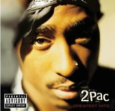 Greatest Hits by 2Pac CD Nov-1998, 2 Discs  ORIGINAL GENUINE CD'S FREE SHIPPING