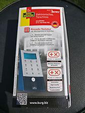 Burg Wächter Elektronische Pincode-Tastatur secuEntry 5711  *NEU*