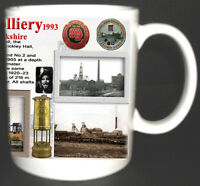 FRICKLEY & ELMSALL COLLIERY COAL MINE MUG LIMITED EDITION YORKSHIRE MINERS GIFT
