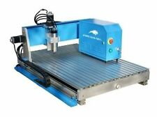 UK RS6090D CNC Machine Desktop 600x900 Cutting Router Cutter Engraving Milling