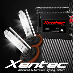 Xenon Slim 55W H11 H8 H9 Low Beam HID Conversion Replacement HeadLight Kit #3