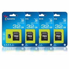 ADATA 32GB microSDHC micro SDXC Card Class 10 85MB/s Digital Camera Sony Lot 4