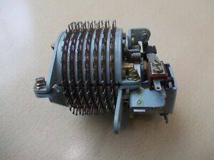 10F/20969 Vintage Switch Telephone Rotary Uniselector