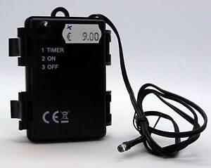 *CBG, Batteriebox mit 1 LED und Timer , Batterie, Krippenzubehör, Krippe, #33