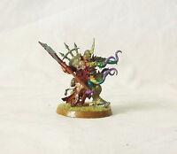 Warhammer 40k Daemons of Nurgle Rotbringers Gutrot Spume Custom Painted Pizzazz