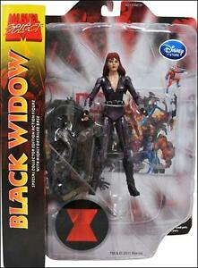 MARVEL DIAMOND SELECT BLACK WIDOW WITH MINI ANTMAN FIGURE NEW BOXED AVENGERS