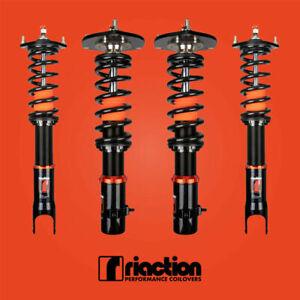 Riaction Coilovers For 03-07 Mitsubishi Lancer Evolution 32 Way Adjustable