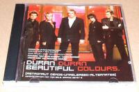 DURAN DURAN Beautiful Colours & Astronaut Demonstration CD