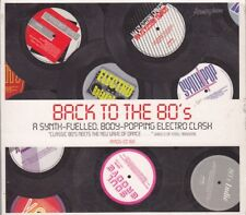 Back To The 80's Synth Fuelled Body Popping Electro Clash New Wave Dance Atmos