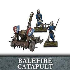 Mantic NUOVO CON SCATOLA-morti Balefire catapultare (2 + macchina da guerra)