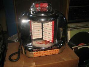 Vintage 1950's Diner Juke Box Telephone