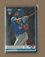 VLADIMIR GUERRERO JR. 2019 Topps Chrome #201 Rookie Card Toronto Blue Jays RC
