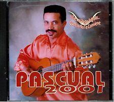 Pascual 2001  Si te los pega Dejala,que eso no te Conviene BRAND NEW SEALED CD