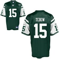 New York Jets NFL Football Américain Jersey-Tebow #15 - Mens Small