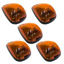 NEW OEM 2007-2021 Ford Super Duty Roof Cab Running Light Lamp Marker 5 Each