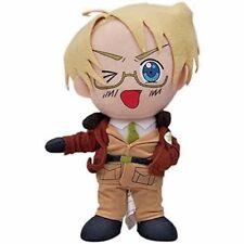"Official Japan Anime Hetalia Axis Powers America 8"" Plush Doll #8924"