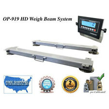Op-919 Weigh Beam System Portable Lcd