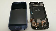 Samsung Galaxy S3 L710(NOT L710T) Original LCD Digitizer Replacement Pebble Blue