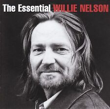 WILLIE NELSON (2 CD) THE ESSENTIAL Updated Edition ~ GREATEST HITS/BEST OF *NEW*