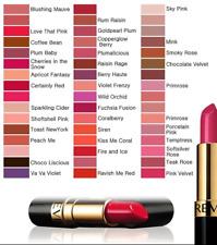 (1) Revlon Super Lustrous Lipstick, You Choose