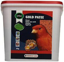 Versele-laga Orlux Gold PATEE Pâtée aux oeufs pour canaris (5 kg Red)
