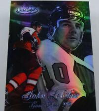 1998-99 Topps Gold Label Goal Race '99 Black #GR2 John LeClair Hockey Card