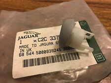 Jaguar XJ X350 03-09 NEW GENUINE headlamp power washer jet trim C2C3375XXX 4E6