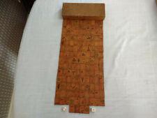 Antique Mahjong Chinese Game Set 144 Pieces Tiles Mah Jong