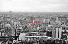 PHOTO  LONDON 1962 WNW FROM ST PAUL'S CATHEDRAL (GOLDEN GALLERY)