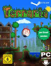 Terraria Key - Steam Aktion Online-PvP Spiel - PC Download Code - DE/Weltweit