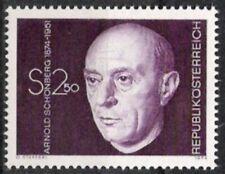 Österreich Nr.1463 ** Arnold Schönberg 1974, postfrisch